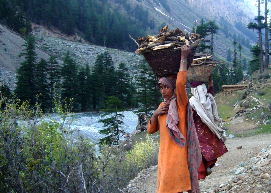 Kohistan girls